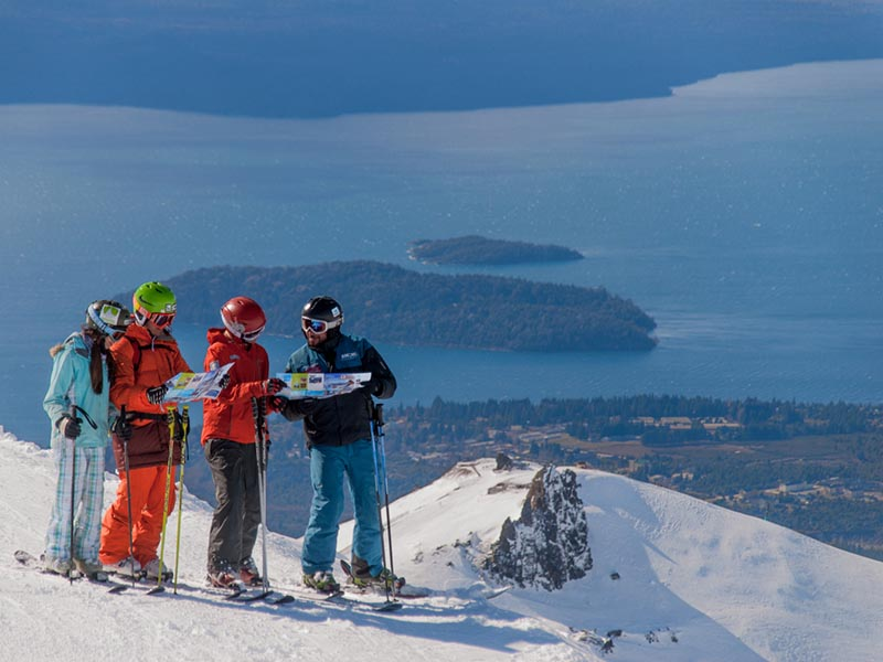 Bautismo de Ski o Snowboard