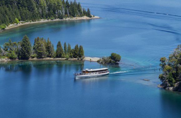 Isla Victoria y Bosque de Arrayanes