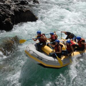 Rafting Manso a la Frontera